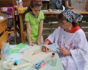12 августа при храме Николая Японского прошла акция «Воскресные встречи» 2