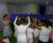 праздничное занятие в группе «Вифлеемская звезда» церковно-приходской студии «Рождество» 11