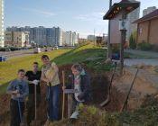 20 октября наш храм посетил волонтерский отряд «Добродетель» фото-1