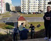 20 октября наш храм посетил волонтерский отряд «Добродетель» фото-2
