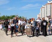 Приход Николая Японского организовал шествие «Бессмертный полк»