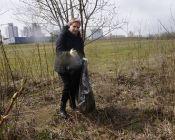 Акция по глобальной уборке мусора «Зробим»
