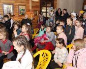 Детский праздник посвящённый святителю Николаю 15