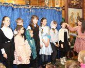 Детский праздник посвящённый святителю Николаю 3