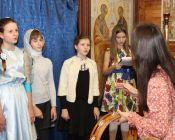 Детский праздник посвящённый святителю Николаю 7