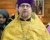 Фоторепортаж божественной литургии на престольный праздник в храме святителя Николая Японского