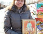 Выставка-распродажа православной детской книги в храме Николая Японского