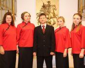 Фоторепортаж о выступлении хора храма Николая Японского-14