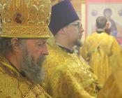 Митрополит Павел посетил храм св. Николая Японского в Каменной Горке