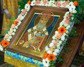 Патриарший Экзарх совершил Литургию в храме в честь святителя Николая Японского города Минска (фото 13)