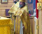 Патриарший Экзарх совершил Литургию в храме в честь святителя Николая Японского города Минска (фото 22)