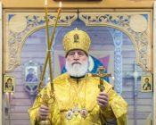 Патриарший Экзарх совершил Литургию в храме в честь святителя Николая Японского города Минска (фото 27)