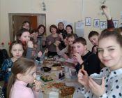 Празднование приходского престольного праздника в Церковно-приходской школе