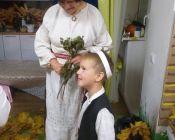 праздничное занятие в детской студии 10
