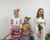 праздничное занятие в детской студии 11