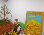 праздничное занятие в детской студии 12