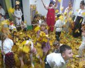 праздничное занятие в детской студии 14