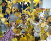 праздничное занятие в детской студии 16