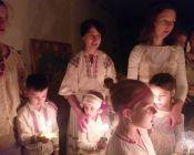 праздничное занятие в детской студии 18
