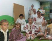 праздничное занятие в детской студии 2