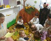 праздничное занятие в детской студии 20