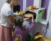 праздничное занятие в детской студии 23