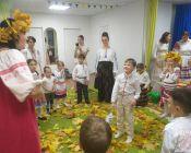 праздничное занятие в детской студии 25
