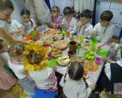праздничное занятие в детской студии 26