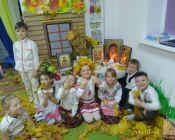 праздничное занятие в детской студии 27