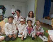 праздничное занятие в детской студии 3