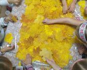 праздничное занятие в детской студии 6