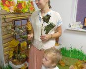 праздничное занятие в детской студии 8