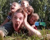 3-ий приходской семейный турслет «Семь Я – дружная семья» (фото 2)