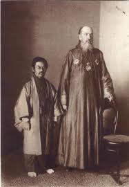 Владыка Николай и Павел Накаи