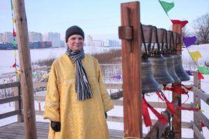 Звон и звонари храма святителя Николая Японского в Минске