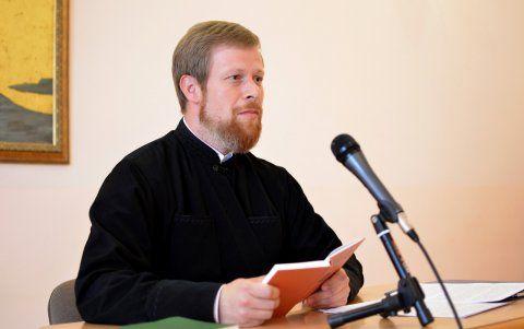 протодиакона Павла Бубнова