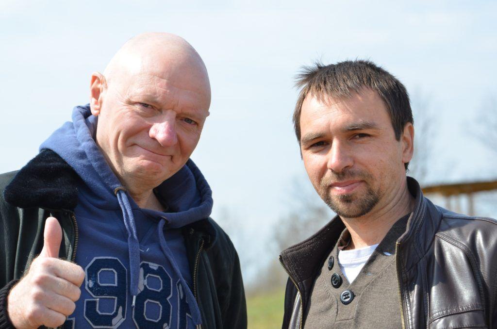 Орнитолог Руслан Шайкин (справа) стал главным «природным» консультантом при создании экотропы