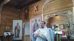 Проповедь отца Сергия Тимошенкова на Благовещение