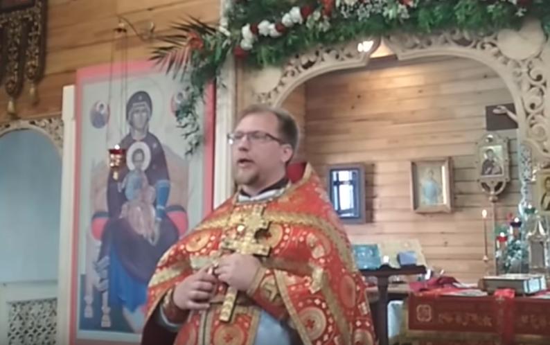 Проповедь отца Сергия Тимошенкова о готовности ко Причастию
