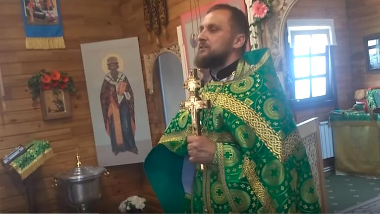 Проповедь протоиерея Павла Сердюка на Троицу (2018 г.)