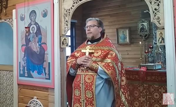 Причина человеческих скорбей. Проповедь отца Сергия Тимошенкова