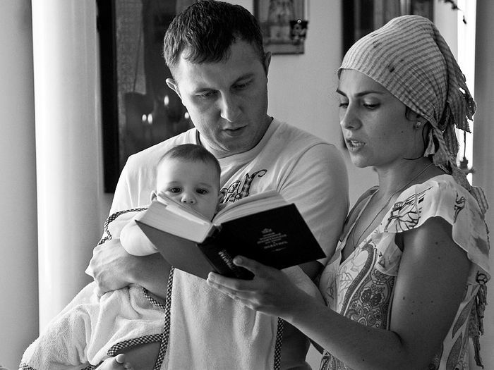 Добродетели и пороки в семье
