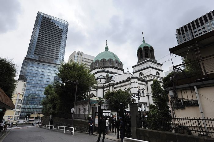 Воскресенский собор в г. Токио
