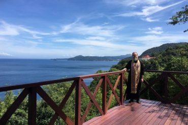 Строительство первого православного монастыря началось в Японии