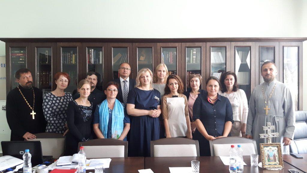 Круглый стол по популяризация традиционных семейных ценностей прошёл в Минске