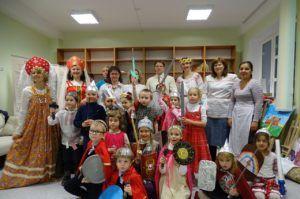 Детская студия «Рождество» Прихода храма свт. Николая Японского объявляет набор детей 3,5-8 лет на 2018-2019 учебный год