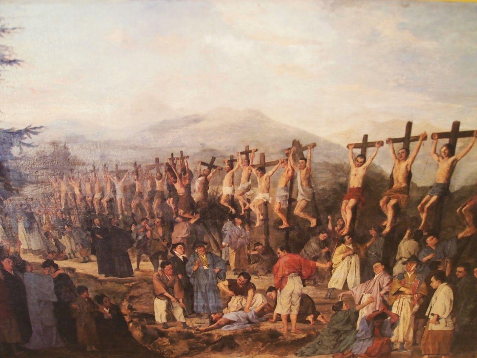 Симабарское восстание — как христиане восстали против сегуна
