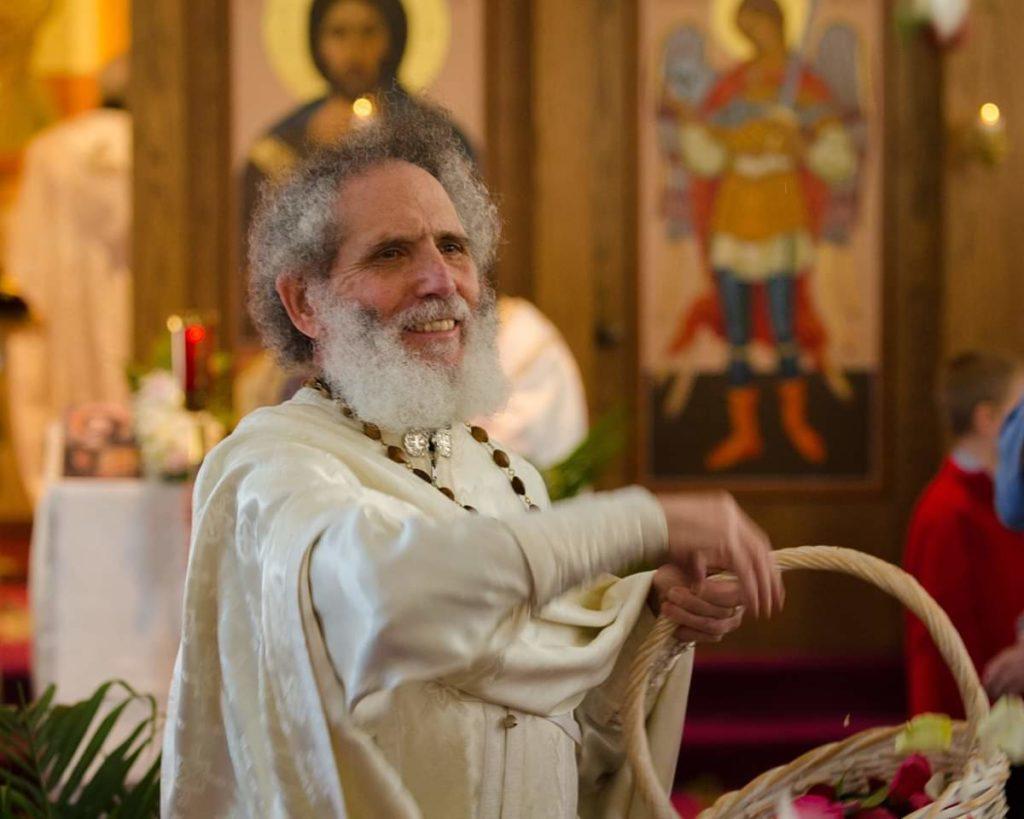 Из иудаизма в православие