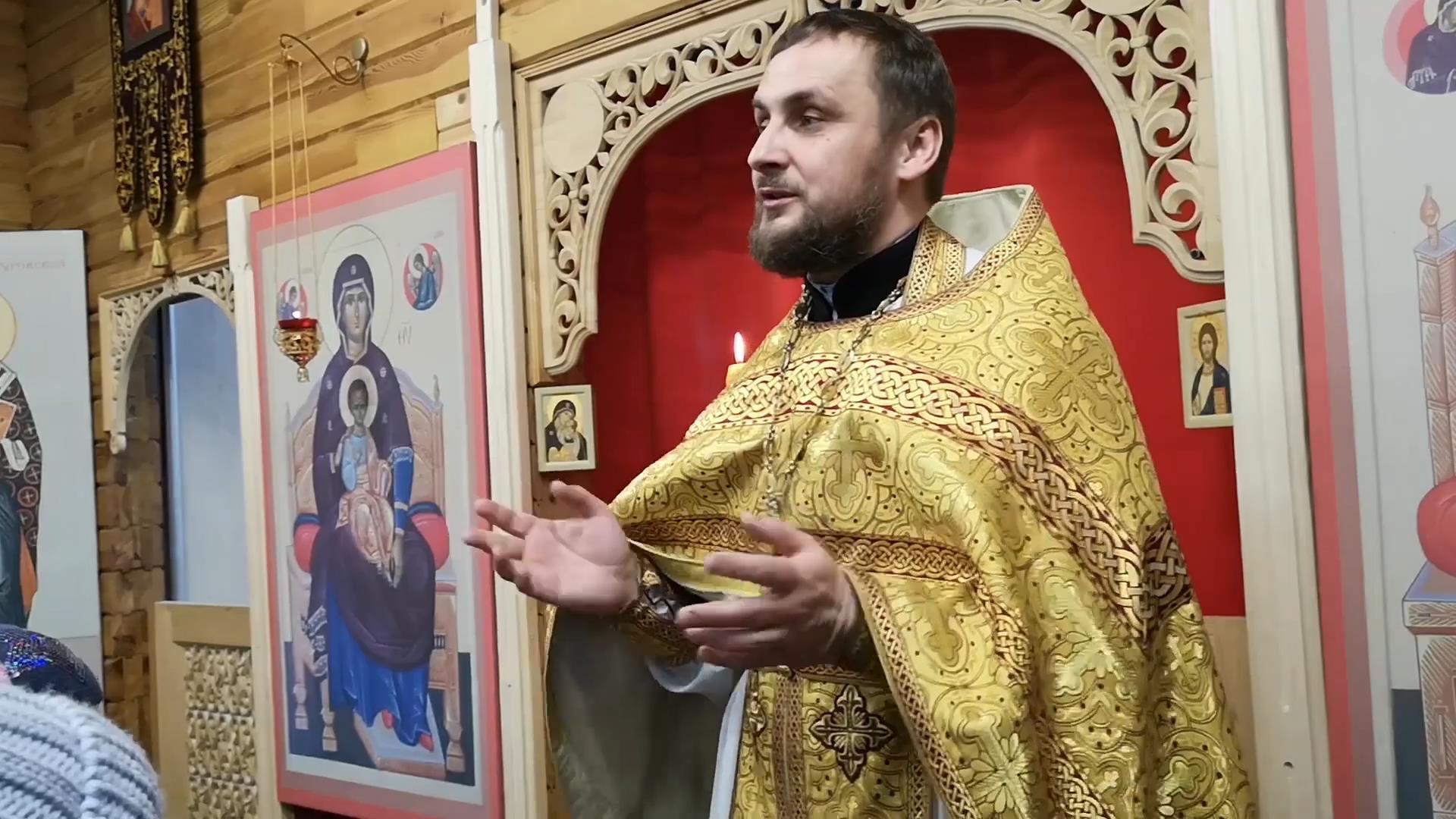 Если для ваших детей пост - это мучение, то... Проповедь протоиерея Павла Сердюка