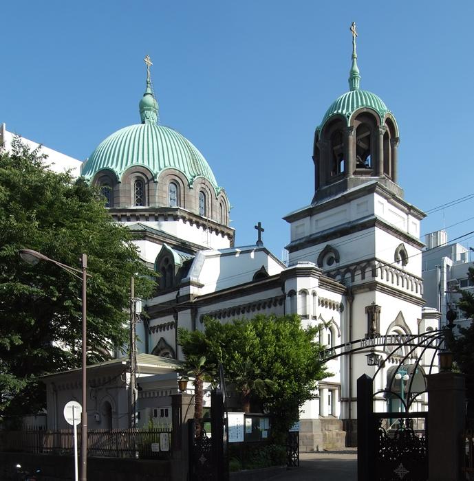 Кафедральный собор Воскресения Христова в Токио